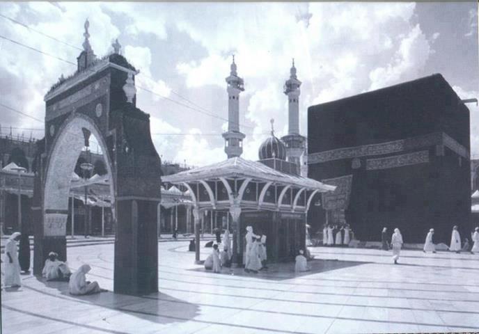 ملف:مقام ابراهیم قدیم.jpg