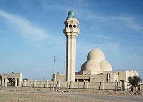 280px-مرقد الصحابي طلحة بن عبيد الله قبل تدميره عام 2006.jpg