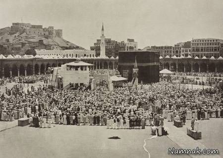Berkas:تصویری قدیمی از مسجد الحرام.jpg