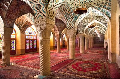 Mezquita Nasir al-Mulk en Shiraz Irán.jpg