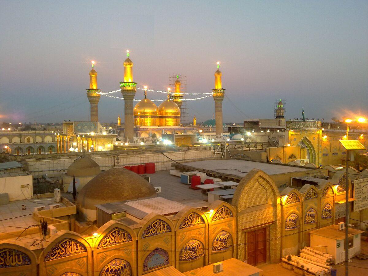 Imam Muhammad b  'Ali al-Jawad (a) - WikiShia