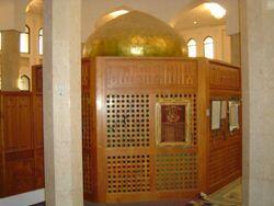 مقبرة ومسجد ابن ميثم في المنامة، البحرين