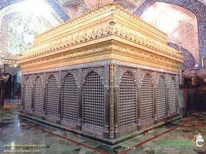 Zarih del Imam Ali (P).jpg