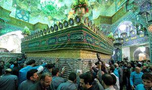 تصویری از مراسم غبار روبی ضریح حضرت معصومه.jpg