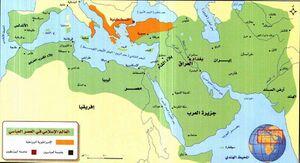 سرزمینهای اسلامی در دوره اوج گسترش خلافت عباسی.jpg