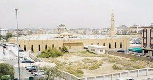 مقبرة ومسجد ابن عباس في الطائف.jpg