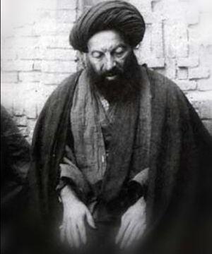 السيد محمد كاظم الطباطبائي اليزدي