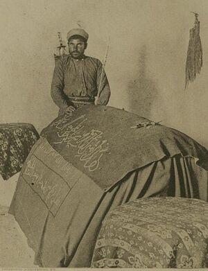 مزار ینسب لیوسف النبی فی فاسطین