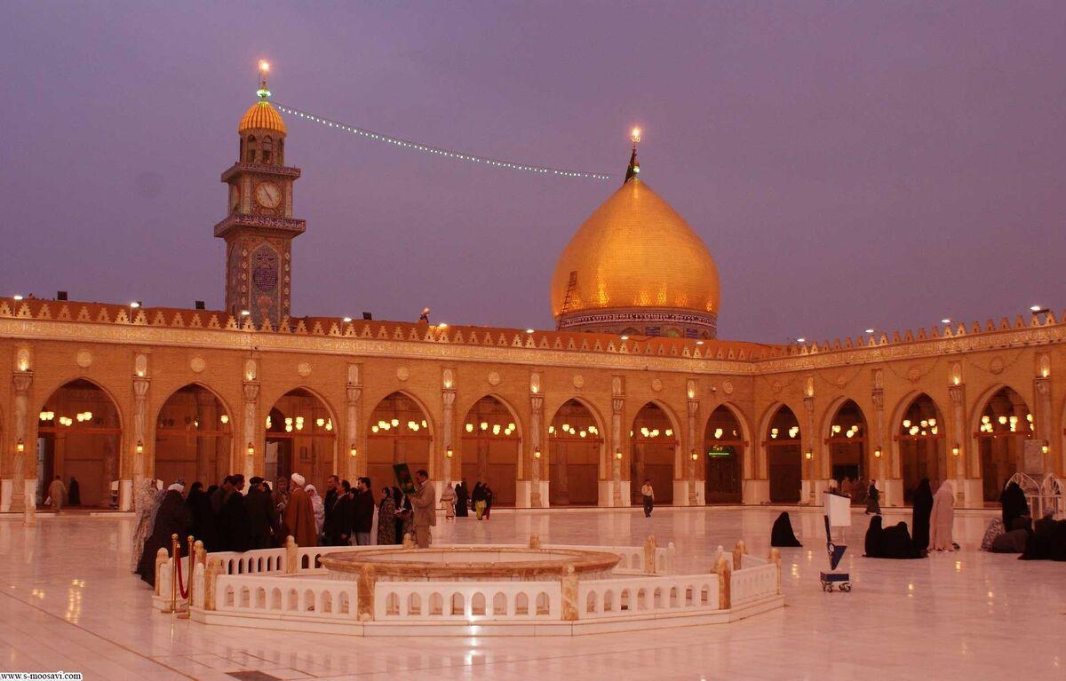 Masjid Agung Kufah - WikiShia