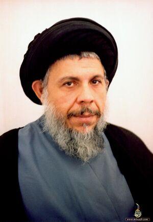 السيد محمد باقر الصدر