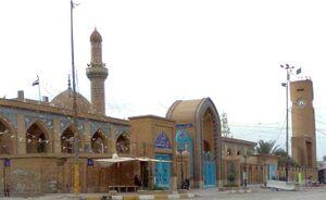 مدفن أبي حنيفة ببغداد