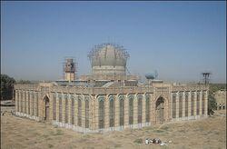 بقعه یحیی بن زید در جوزجان افغانستان.jpg