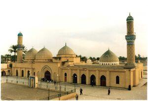 مقبره سلمان الفارسي