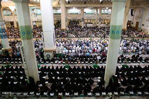 ختم قرآن در حرم حضرت معصومه.jpg