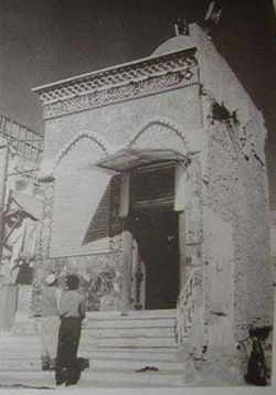 The oldest picture of al-Tall al-Zaynabi