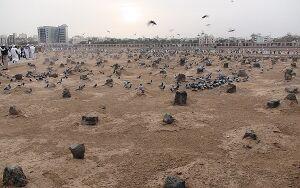تصویری از قبرستان بقیع.jpg