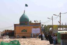 وادی السلام (نجف،عراق) میں حضرت صالح کا مقبرہ