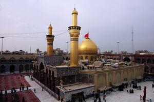 Haram (tempat suci) Imam Husain as